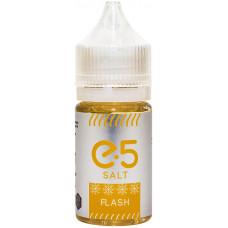 Жидкость E5 Salt 30 мл Flash 36 мг/мл