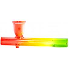 Трубка стекло KG 4282-2 Радуга Цветное стекло 7.5 см