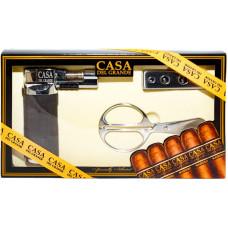 Набор сигарный Casa Del Grande CC1010