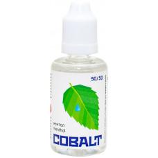 Жидкость Cobalt 30 мл Ментол 03 мг/мл VG/PG 50/50