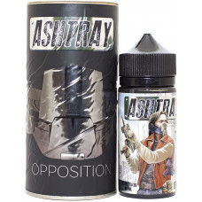 Жидкость Ashtray 100 мл Opposition 1.5 мг/мл