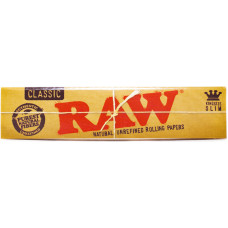 Бумага сигаретная RAW King Size Slim 32 листа