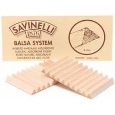 Фильтры д/трубки Savinelli Balsa 6 мм