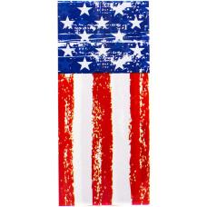 Термоусадка Флаг Америки American Flag аккумулятор 20700/21700