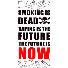 Термоусадка Vaping the Future Вейпинг это Будущее аккумулятор 20700/21700