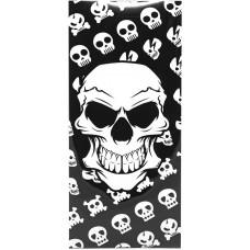 Термоусадка Череп Skull 20700/21700