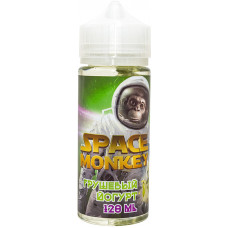 Жидкость Space Monkey 120 мл Грушевый Йогурт 3 мг/мл