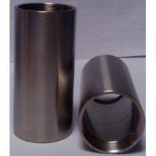 Батарейный отсек стальной для аккумуляторв 18350