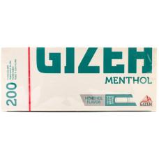Гильзы сигаретные GIZEH Menthol с фильтром 200 шт