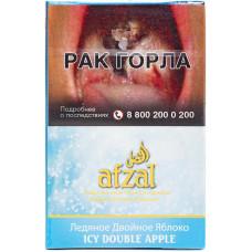 Табак Afzal 40 г Ледяное Двойное яблоко (Афзал)