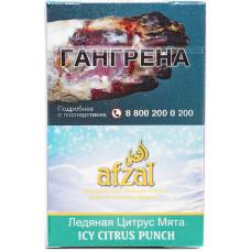 Табак Afzal 40 г Ледяная Цитрус Мята (Афзал)