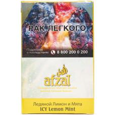 Табак Afzal 40 г Ледяной Лимон и Мята (Афзал)