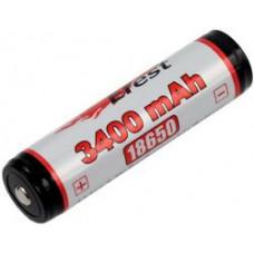 Аккумулятор 18650 Efest IMR 3400 mAh незащищенный (выпуклый с пимпочкой)) LI-MN