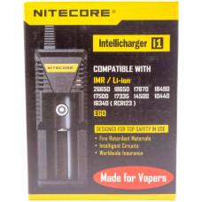 Зарядное устройство Nitecore i1 Intellicharger 1x (универсальное для всех аккумуляторов)