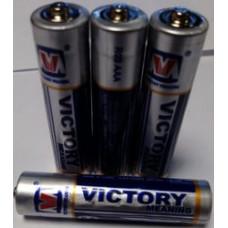 Батарейка Victory AAA UM4 1.5V RZ-139