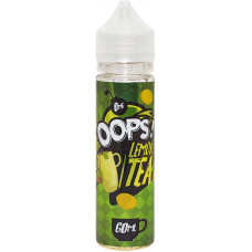 Жидкость OOPS ! 60 мл Lemon Tea 0 мг/мл