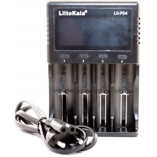 Зарядное устройство LiitoKala Lii-PD4 x4 (универсальное для всех аккумуляторов)