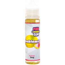 Жидкость Troublemint By Frisco 60 мл Pink Lemonade Gum 3 мг/мл