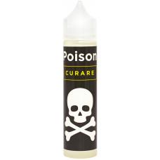Жидкость Poison 60 мл Curare 0 мг/мл