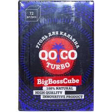 Уголь Qoco Turbo 72 куб