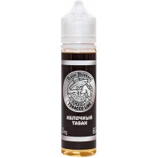 Жидкость Saint Theodore 60 мл (Новая) Яблочный Табак 3 мг/мл
