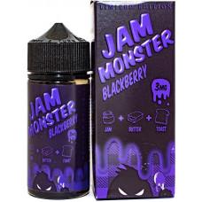 Жидкость Jam Monster 100 мл Blackberry 3 мг/мл