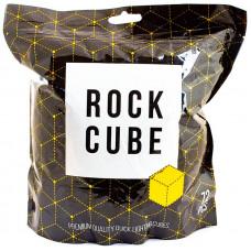 Уголь ROCK CUBE 72 куб быстровоспламеняющийся без селитры 25*25*25
