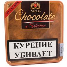 Сигариллы Neos Chocolate 10*10