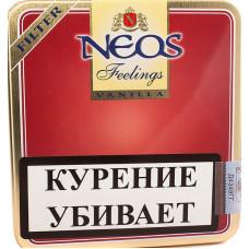 Сигариллы Neos Feelings Тип с мундштуком Vanilla 10*10