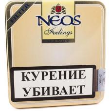 Сигариллы Neos Feelings Тип с мундштуком Mango 10*10