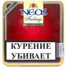 Сигариллы Neos Feelings Тип с мундштуком Cherry 10*10