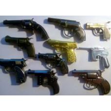 Зажигалка Пистолет в ассортименте