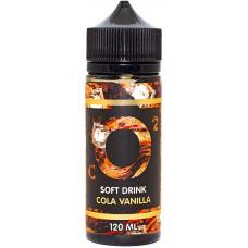Жидкость CO-2 Soft Drink 120 мл Cola Vanilla 3 мг/мл