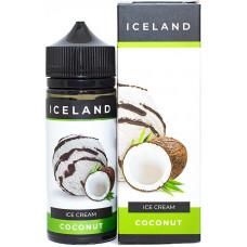 Жидкость Iceland 120 мл Coconut 3 мг/мл