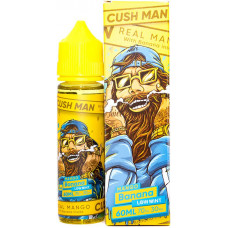 Жидкость Nasty Juice Cush Man 60 мл Коробка Banana 3 мг/мл