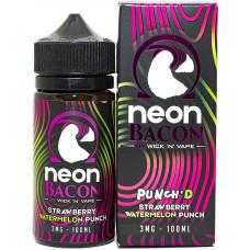 Жидкость Neon Bacon 100 мл Strawberry Watermelon Punch 3 мг