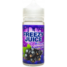 Жидкость Freezy 100 мл Blackcurrant 3 мг/мл