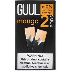 Картридж GUUL Манго Mango 2-Pack 0.7 мл 60 мг
