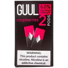 Картридж GUUL Малина Raspberry 2-Pack 0.7 мл 60 мг