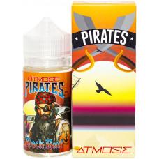 Жидкость Pirates 100 мл Black Bart 0 мг/мл