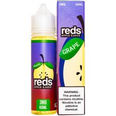 Жидкость 7 Daze Reds 60 мл Grape 3мг/мл