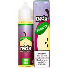 Жидкость 7 Daze Reds 60 мл Berries 3мг/мл