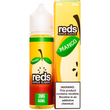 Жидкость 7 Daze Reds 60 мл Mango 3мг/мл