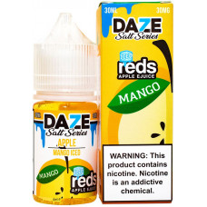Жидкость 7 Daze Reds Salt 30 мл Apple Mango Iced 30мг/мл