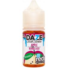 Жидкость 7 Daze Reds Salt 30 мл Apple Berries Iced 50мг/мл