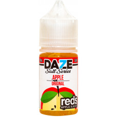Жидкость 7 Daze Reds Salt 30 мл Apple Original 30мг/мл