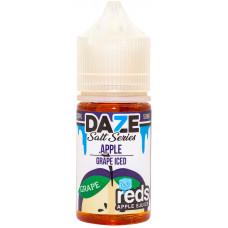 Жидкость 7 Daze Reds Salt 30 мл Apple Grape Iced 50мг/мл