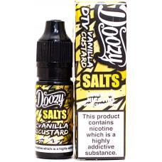 Жидкость Doozy Salts 10 мл Vanilla Custard 20 мг/мл