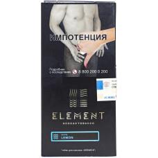 Табак Element 100 г Вода Lemon