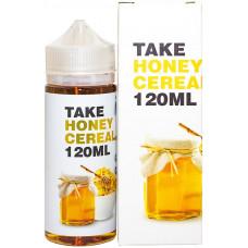 Жидкость Take 120 мл белая Honey Cereal 3 мг/мл (с коробкой)